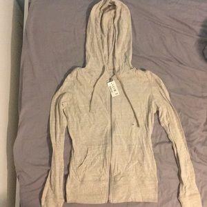 A new Aeropostale hoodie